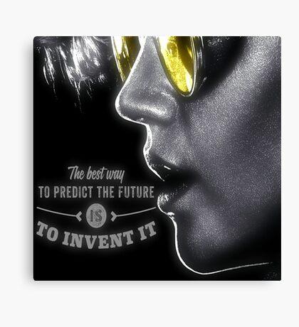Holtzmann - Invent the Future Canvas Print