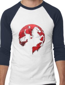 horseman Men's Baseball ¾ T-Shirt