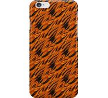 Flamed Phone Case, Orange iPhone Case/Skin