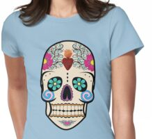 Skeleton Keyz Womens Fitted T-Shirt
