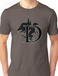 D for Dragon (Simple) Unisex T-Shirt
