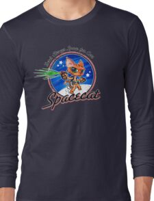Spacecat Long Sleeve T-Shirt