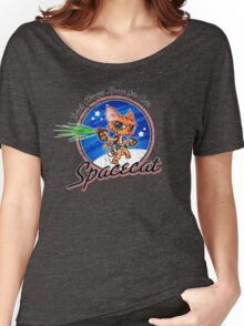 Spacecat Women's Relaxed Fit T-Shirt