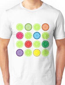 Retro fruit Unisex T-Shirt