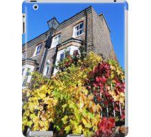 YORK RIVERSIDE WALK YORKSHIRE ENGLAND iPad Case/Skin