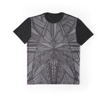 Samoan moth Siapo Graphic T-Shirt