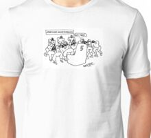 ARMCHAIR QUARTERBACK. Unisex T-Shirt