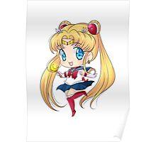 sailor moon chibi Poster