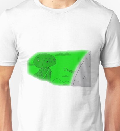 Big Lez Clarence Lazer Unisex T-Shirt