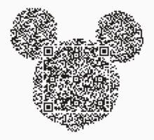 QR Mickey Kids Tee