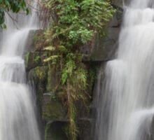 Penllergaer waterfalls Swansea Sticker