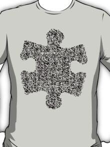 QR Puzzle T-Shirt