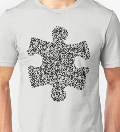 QR Puzzle Unisex T-Shirt