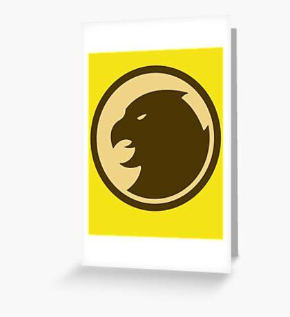 Hawkman Greeting Card