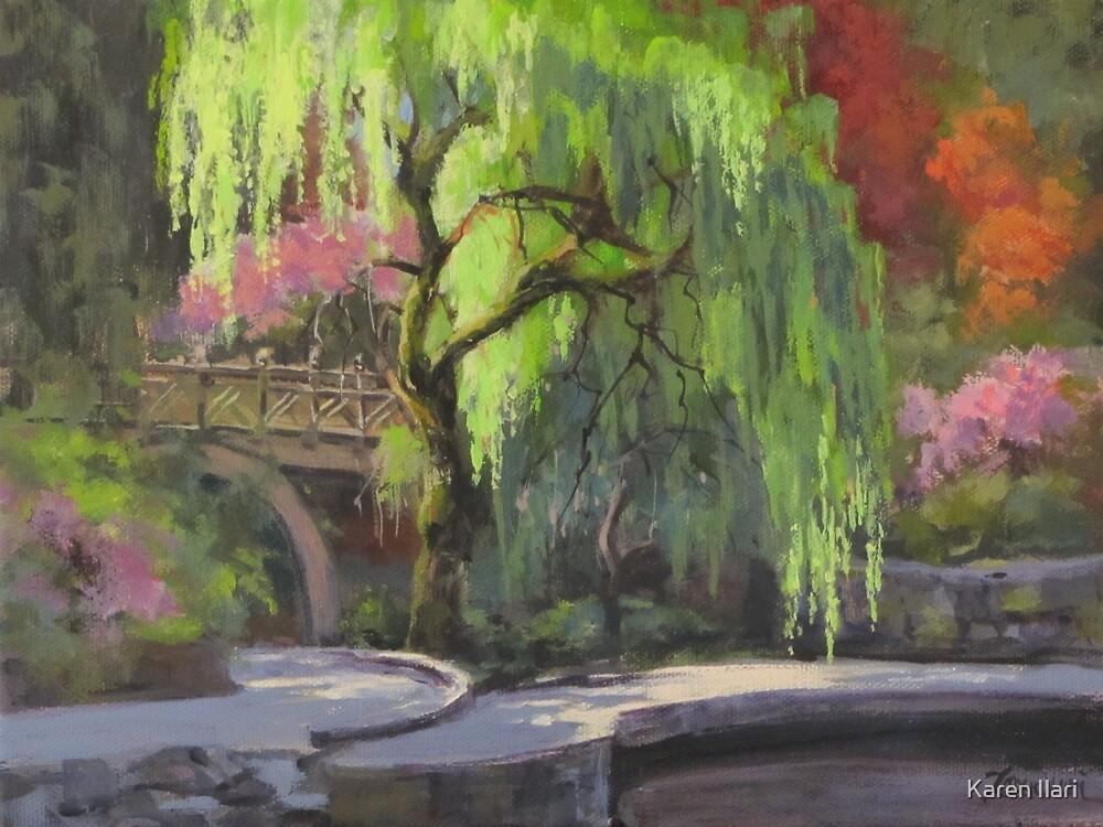 The Willow by Karen Ilari