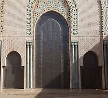 Hassan II mosque, Casablanca by PhotoBilbo
