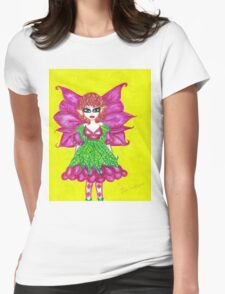 Spring Fae Womens Fitted T-Shirt