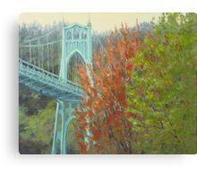 Spring St Johns Canvas Print