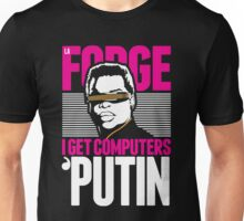 Star Trek - I Get Computers 'Putin Unisex T-Shirt