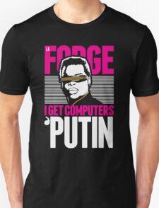 Star Trek - I Get Computers 'Putin T-Shirt