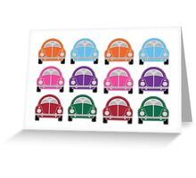 Cars Card [Landscape] Greeting Card