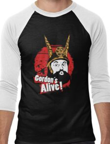 Gordon's Alive! Men's Baseball ¾ T-Shirt
