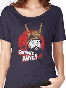 Gordon's Alive! Women's Relaxed Fit T-Shirt