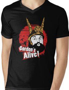 Gordon's Alive! Mens V-Neck T-Shirt