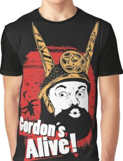 Gordon's Alive! Graphic T-Shirt