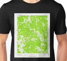 USGS TOPO Map Arkansas AR Camp 258122 1962 24000 Unisex T-Shirt