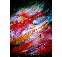 Fire And Ice.. Photographic Print