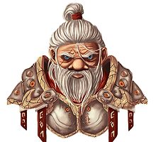 Dwarf by MrSanco