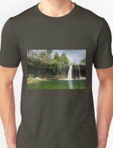 Waterfall of Pedrosa de Tobalina Unisex T-Shirt