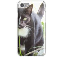 Tux the Kitty Cat iPhone Case/Skin