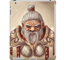 Dwarf with BG iPad Case/Skin
