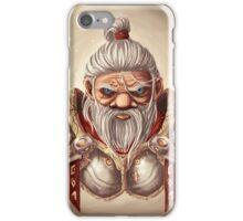 Dwarf with BG iPhone Case/Skin