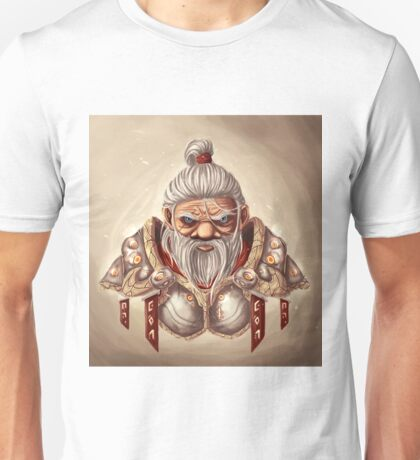 Dwarf with BG Unisex T-Shirt