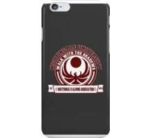 Nightingale University - Skyrim iPhone Case/Skin