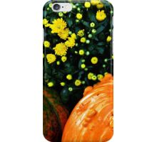 Signs of Autumn iPhone Case/Skin