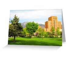 Ogden Municipal Building, UT Greeting Card