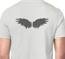 Demonic wings Unisex T-Shirt