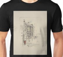 496 Rogers House No 7 State Street 1904 Unisex T-Shirt
