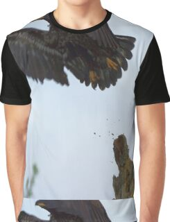 Eagle Lift Off Graphic T-Shirt