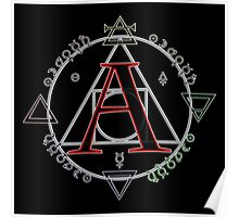A is for Alchemy Poster