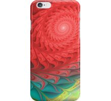 Colourful shapes and patterns iPhone Case/Skin