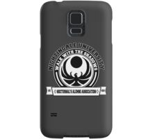 Nightingale University - Black - Skyrim Samsung Galaxy Case/Skin