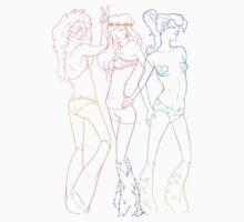 Rave Girls by Amanda Li