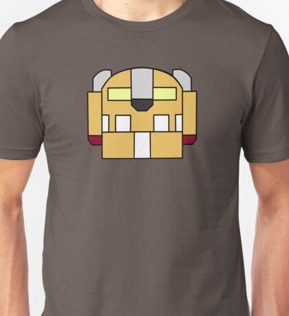 Voltron- Yellow Lion Unisex T-Shirt