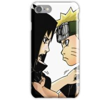 Naruto & Sasuke iPhone Case/Skin