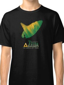 The legend of zelda ocarina of time Classic T-Shirt
